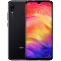Смартфон Xiaomi Redmi Note 7 4/64 Gb (Global Version, черный)