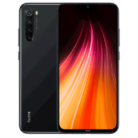 Смартфон Xiaomi Redmi Note 8 4/64 Gb (Global, черный/Space Black) (M1908C3JG)